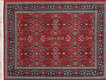 Regions Of Carpets And Kilims